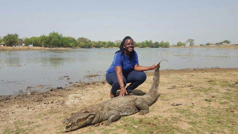Ewurafua Addo-Atuah Paga Crocodile Pond 22012018.jpg