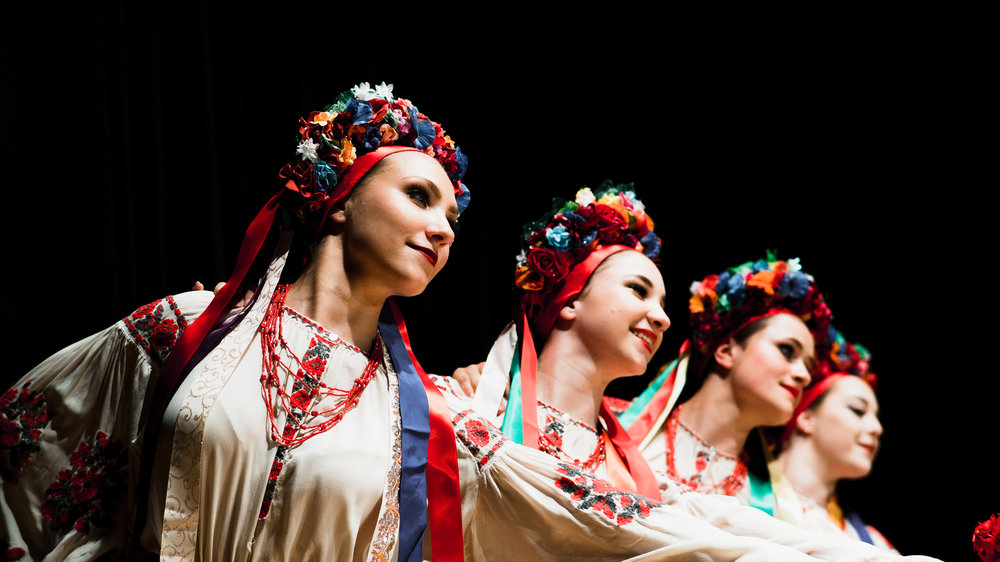 Courses, dance schools in the Transcarpathian region: a selection of sites