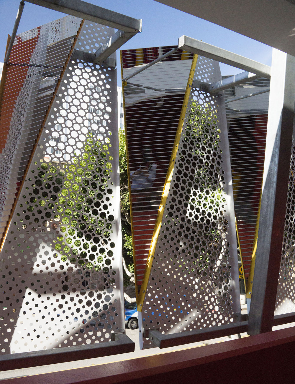 2011 LEED Gold Award - 2011 LEED Gold Award, City of Santa Monica Parking Structure 6