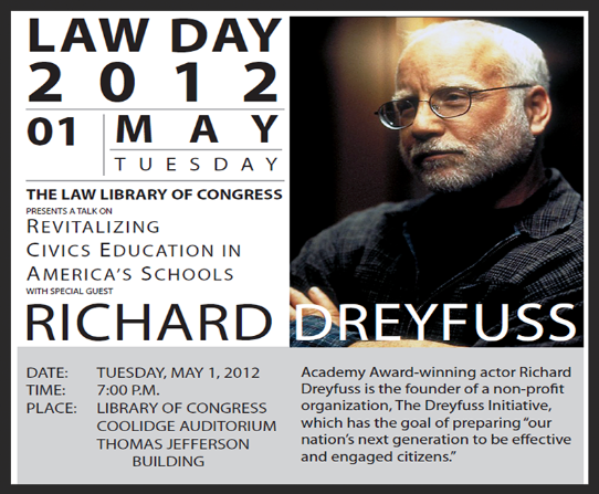 Richard Dreyfuss Law Day.png