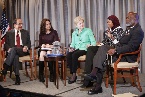 In 2015, the Law Library of Congress and the Library's Africa and Middle East Division held a panel discussion on Islamic Law Reform.