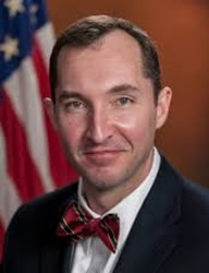 Secretary Dan E. Stigall Counsel to the Assistant Attorney General, National Security Division U.S. Department of Justice