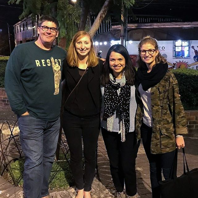 Last week, GFE's Peter and Giselle met with GFE Advisor Brooke and Goizueta MBA student Meghan to discuss some exciting work coming soon involving women coffee farmers in Guatemala.   Stay tuned for more exciting updates and learn more about Brooke and our Advisord via the link in our bio!   #gfeadvisor #gfempowerment #womenincoffee #specialtycoffee #guatemala