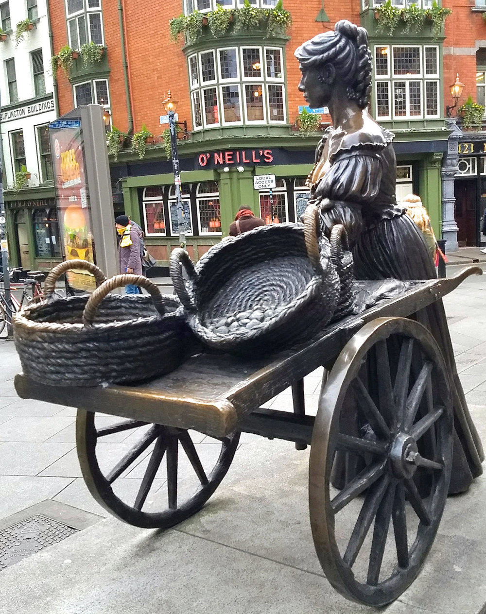 "The ""Legendary Enigma' Molly Malone."