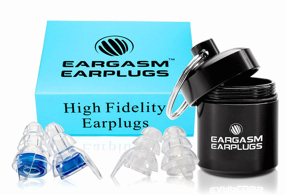 Link to Eargasm High Fidelity Earplugs.