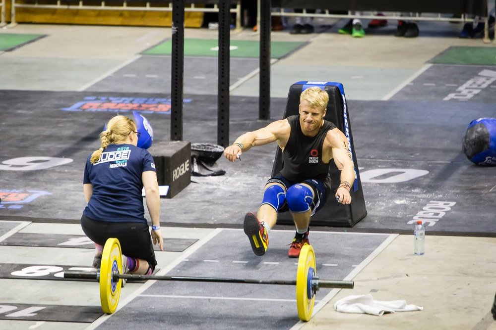 CrossFit Athlete - Sean 'The Sheep' Brickwood - Owner of Crossfit origin & crossfit games regional competitor 2015, 2016.Dan's programming & coaching is second to none when it comes to personalised, well thought out and structured sessions, not to mention the level of professionalism he delivers through this.There aren't many people smarter than Dan when it comes to knowing what the human body requires, especially higher caliber athletes, to reach their full potential.With Dans assistance I was able to become a much more well rounded athlete, when I was lacking most specifically in strength he was able to help me pull myself up to a respectable level to be able to compete at a high level of CrossFit and not look like a complete pussy.