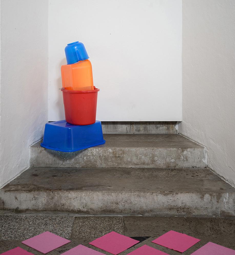 Ha Ha , object, 2016, photo: Peter Škrlep
