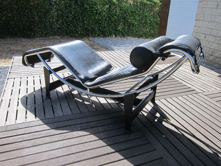 Reserved Cassina Lc4 Chaise Longue Le Corbusier Vintage Design