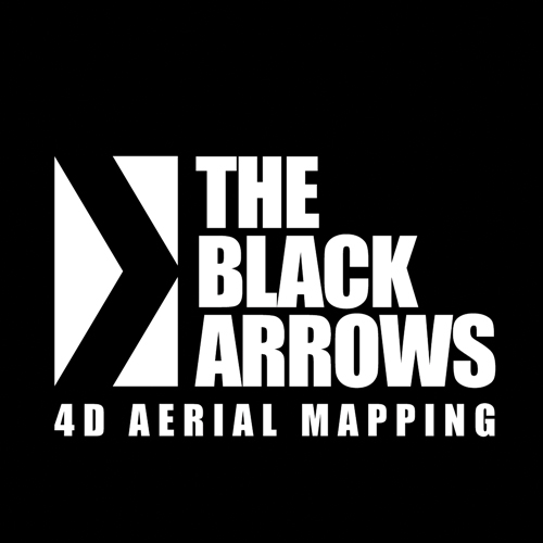 The Black Arrows - Drone Aerial Mapping & Surveying - CAA Certified