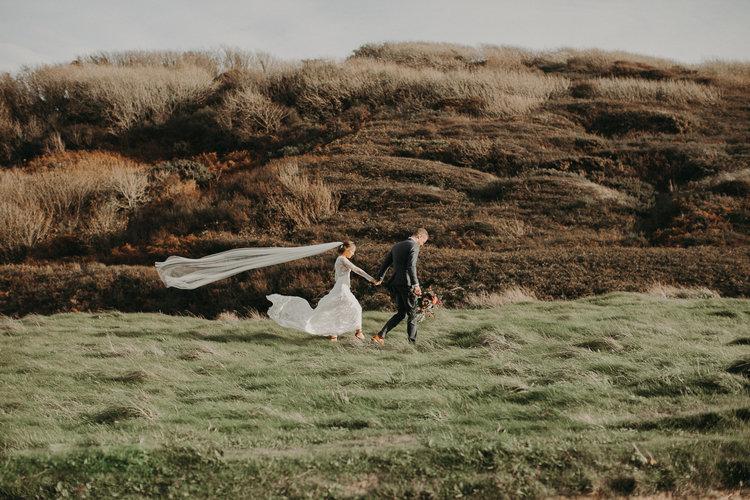 Elopement Wedding Tenby