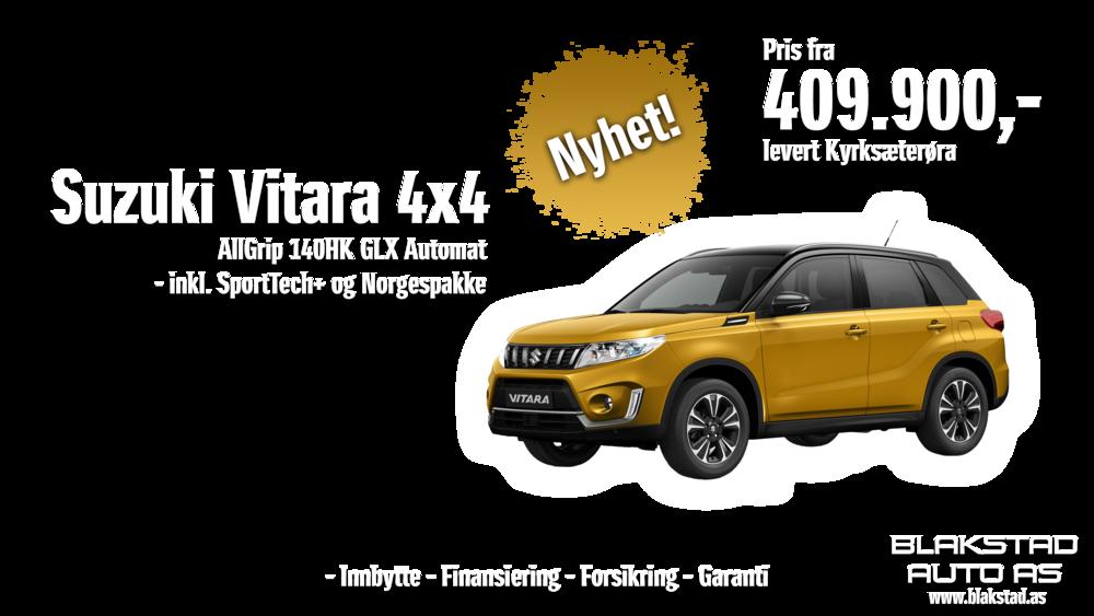 Suzuki Vitara facelift transparent.png