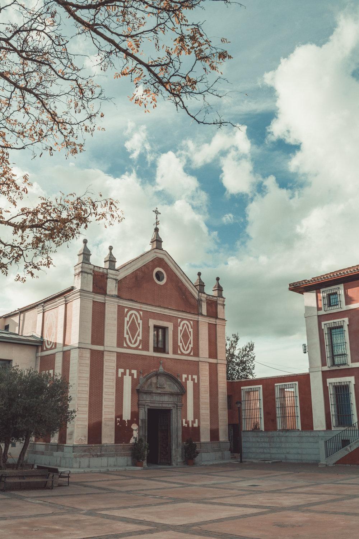 Iglesia en Montecarmelo