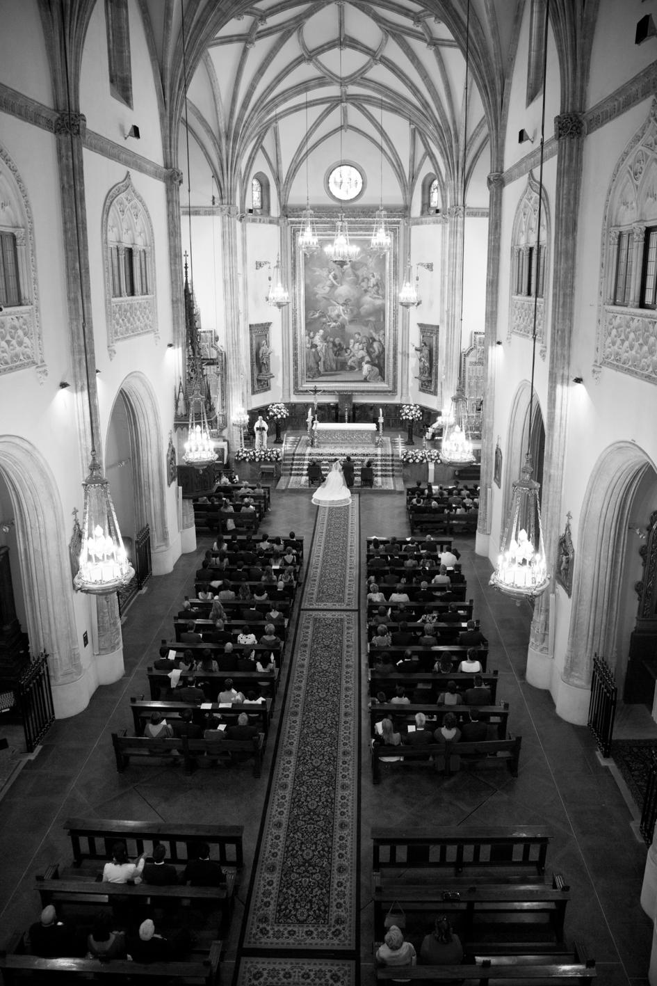 Vista de Los Jerónimos