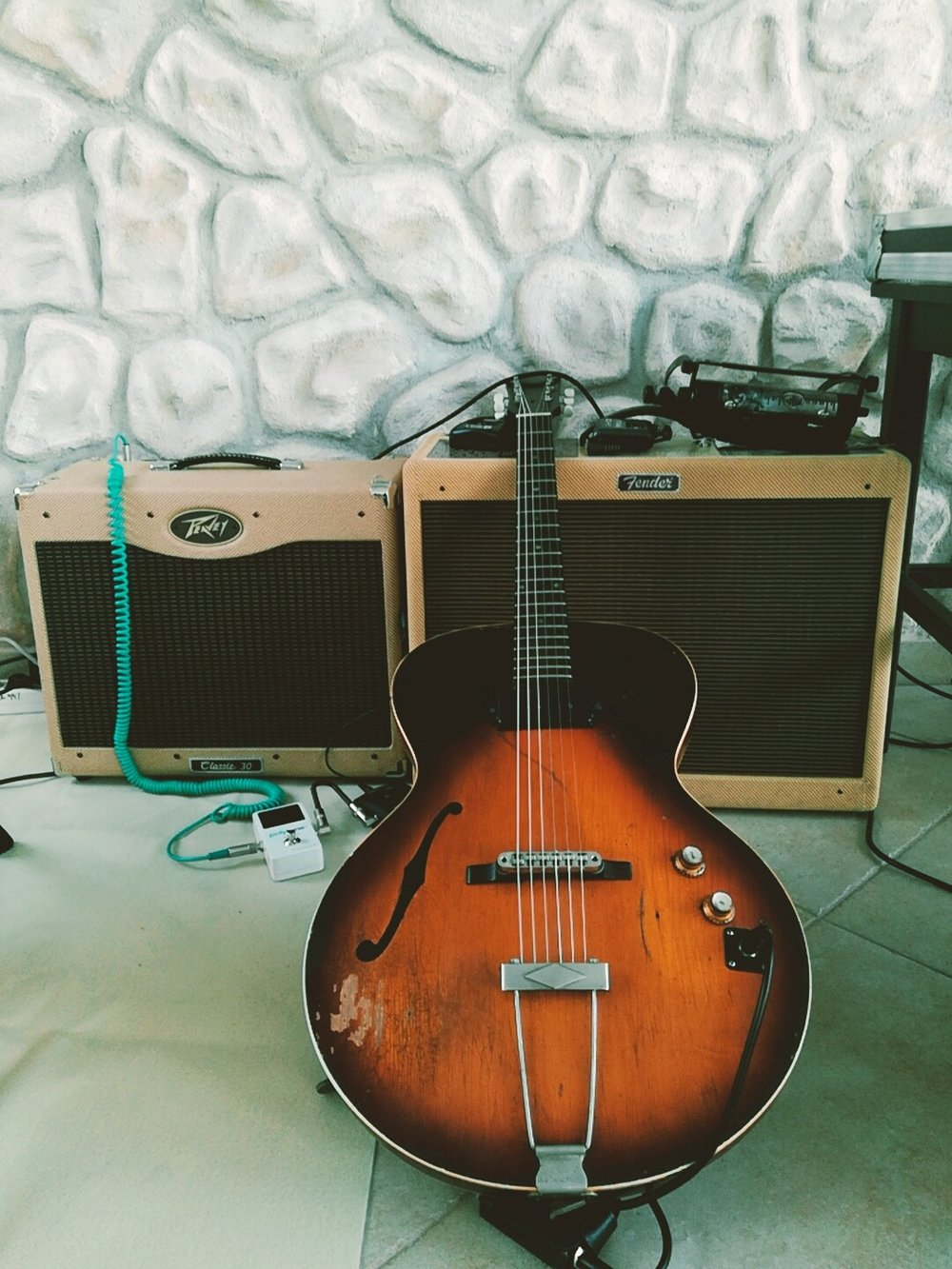 - Marco's Gibson 1964