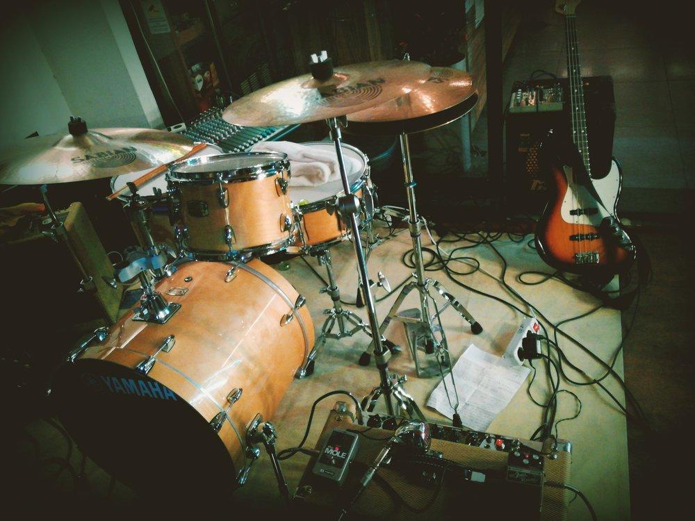 - The rhythm machine