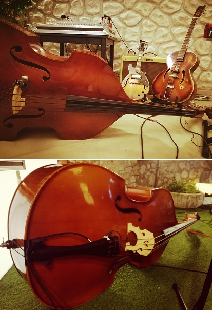 - the doublebass