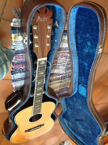 - The sleepin' 1969 Bozo Podunavac guitar