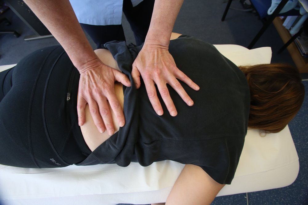 Lower back treatment
