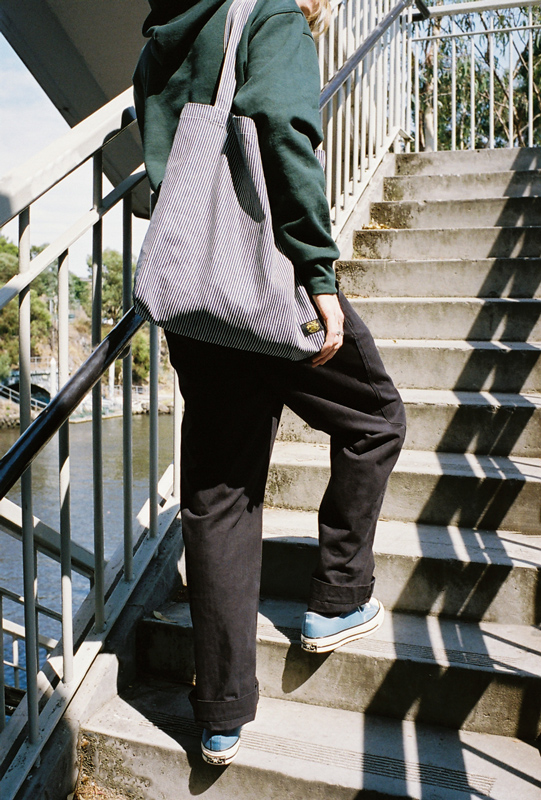 Stan Ray SS19 Workwear Sailor Pant and Shopper Bag
