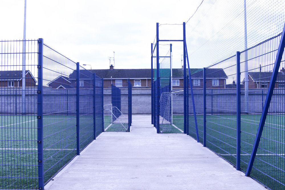Ball Court Kane Fencing
