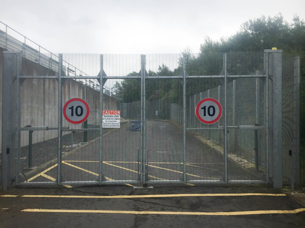 High Security Kane Fencing