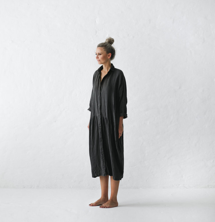 fd01c92c07 oversized dress grey — SEASIDE TONES