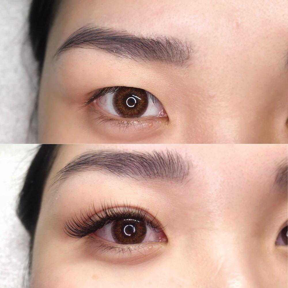 Eye Lash Extensions Services In Canada Flirty Flutters Flirty