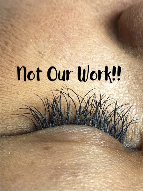 Bad Lash Signs Your Extensions Are Applied Poorly Or Could Be