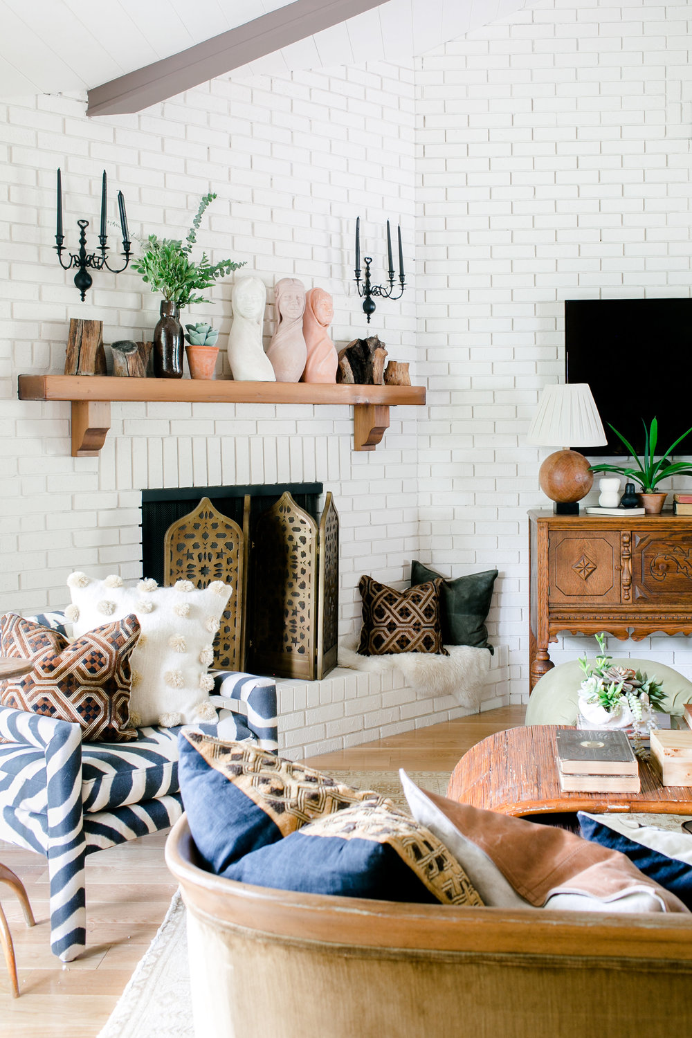 Decorating a Room From Start To Finish — Homestory