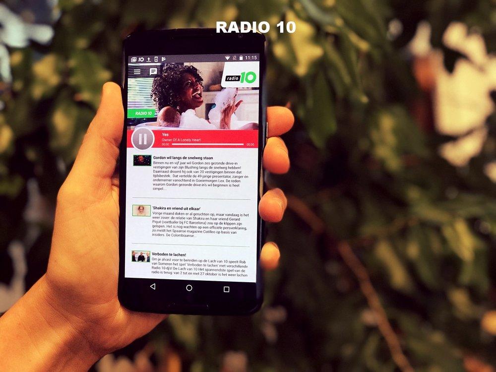Radio 10 Rebranding