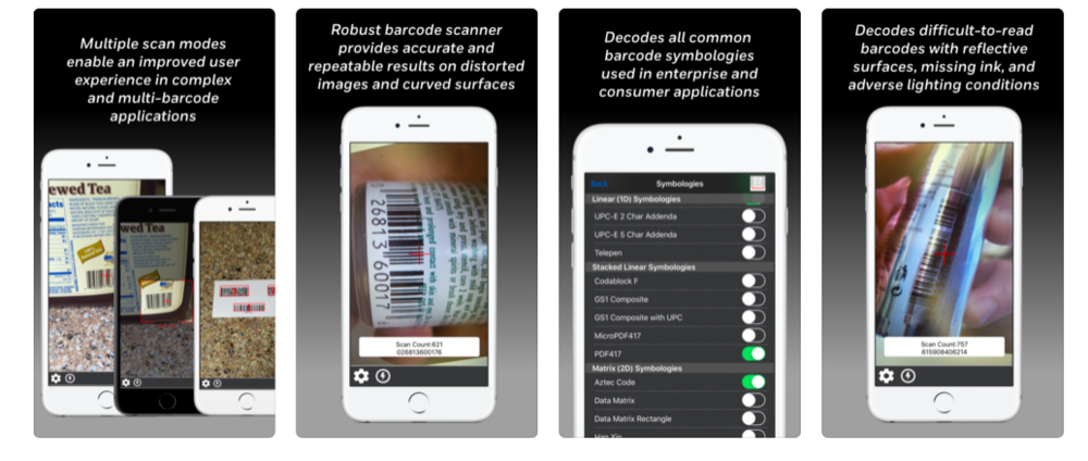 barcode decoding solution for mobile platforms — Nakko