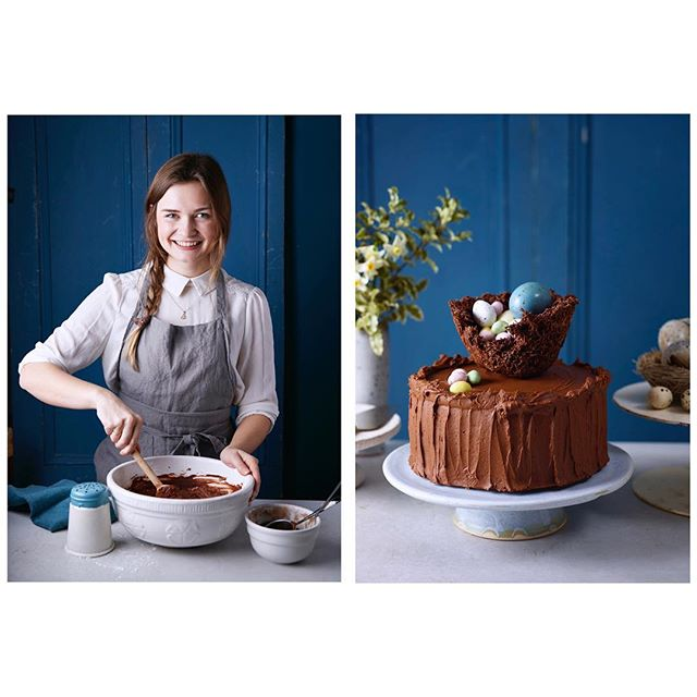 Such a lovely Easter shoot for this months @deliciousmag with the gorgeous @marthacollison food by @sophie_cooks and @liv_to_cook and cracking props @weitangstylist ✨It's always wonderful to work with you @marthacollison and lovely to see you again 💕 Brilliantly fun and creative recipes, we loved them! . . . . . . . . . . . . . . . #chocolate #eastertreats #eastereggs #spring #foodphotography #workinginfood #cookingfromscratch #homecooking #recipes #delicious #freshfood #thefeedfeed #tarafisher #bonappetit #chocolatelove