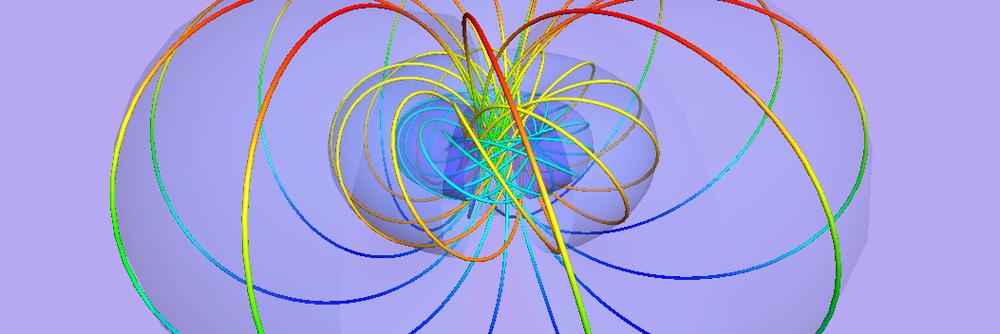 Hopf fibration on the 3-sphere