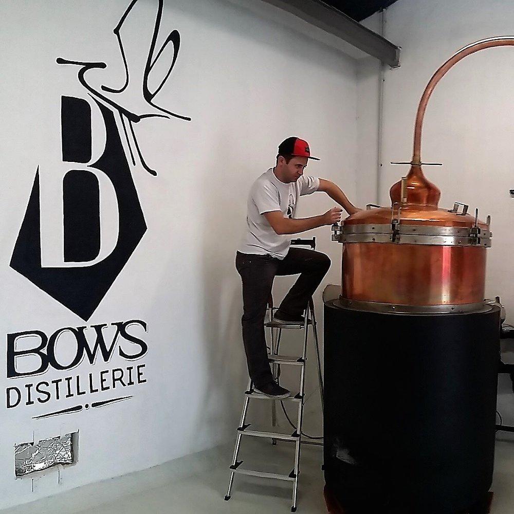 Bows Distillerie