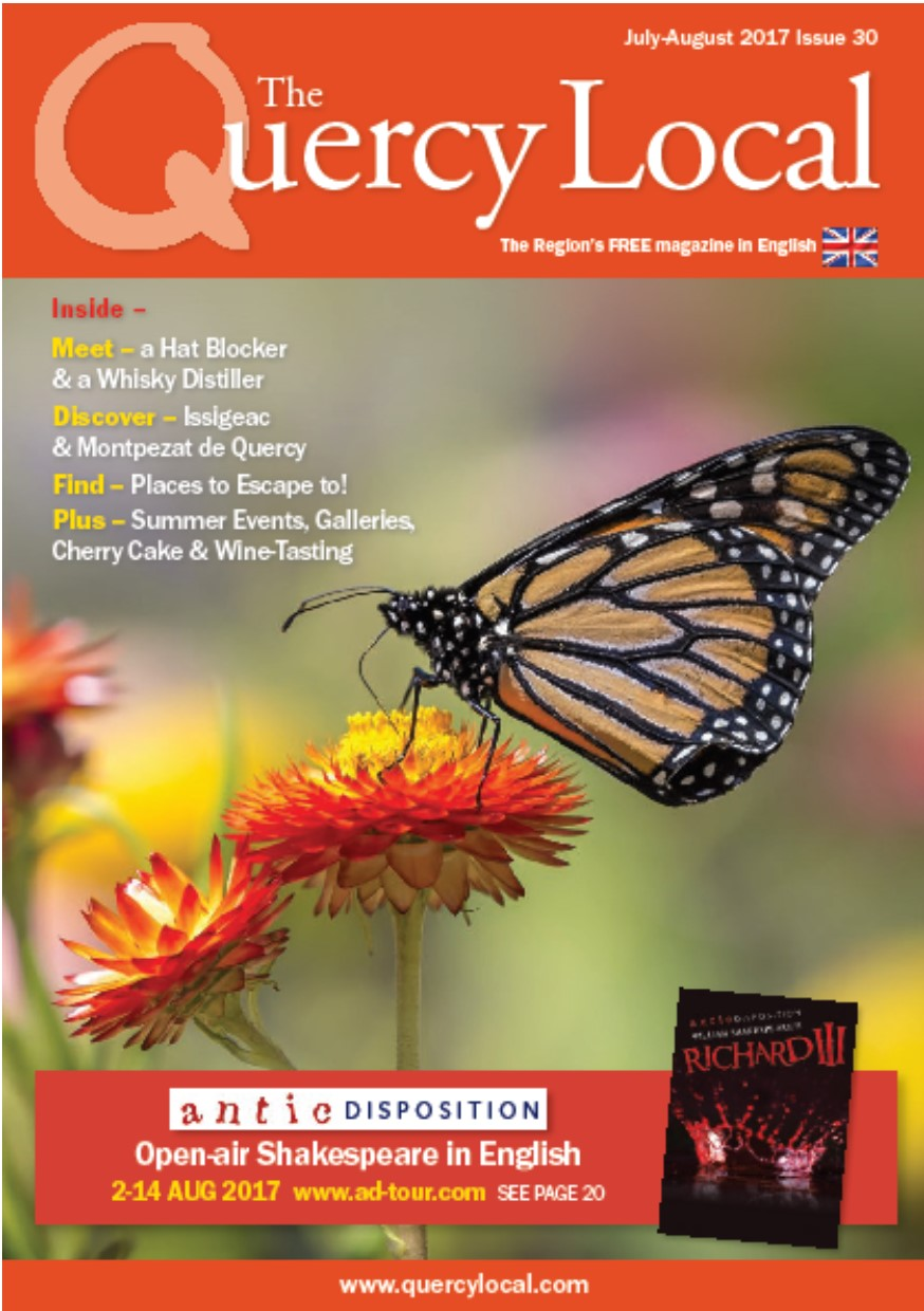 July - August 2017 -