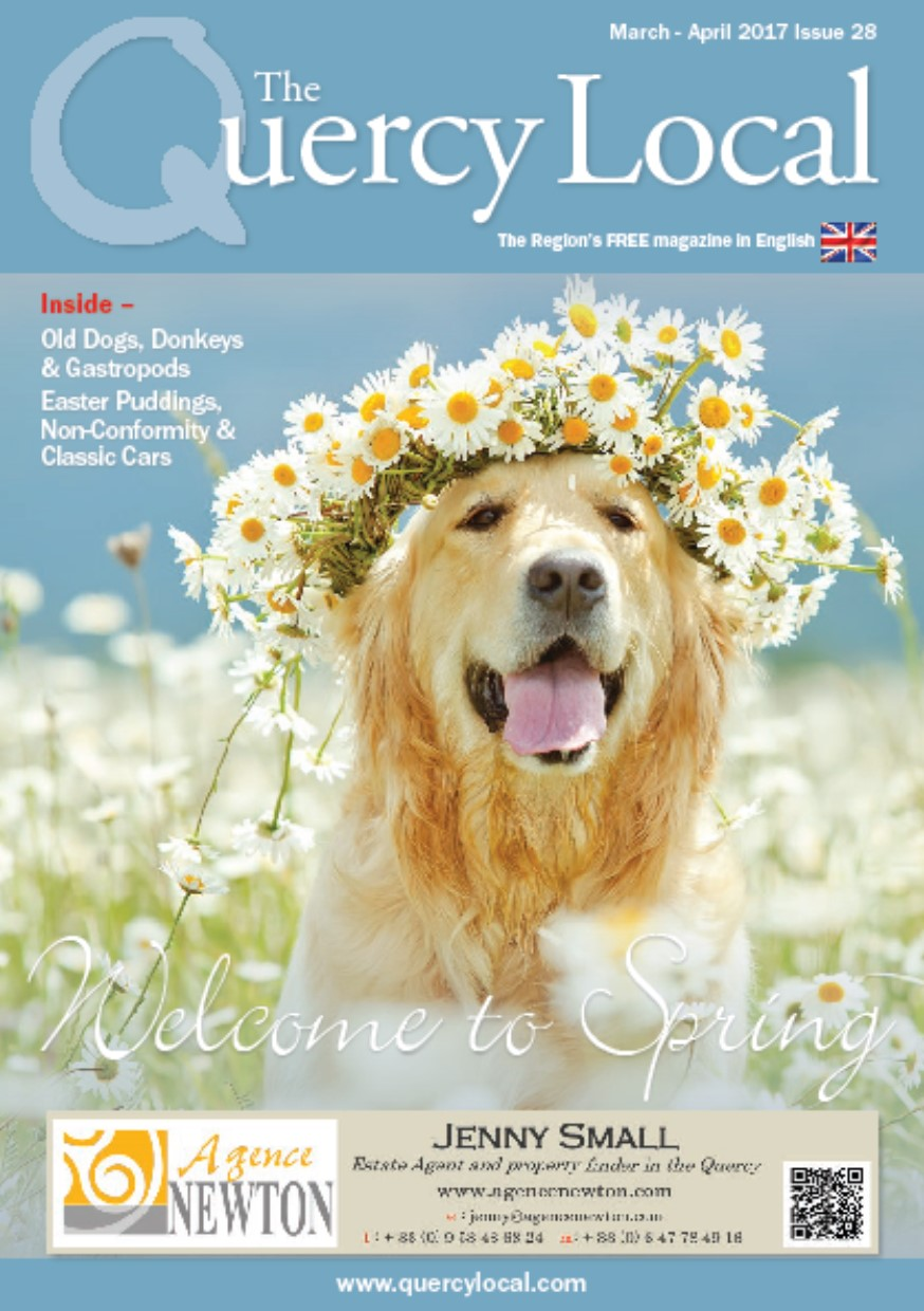 March - May 2017 -