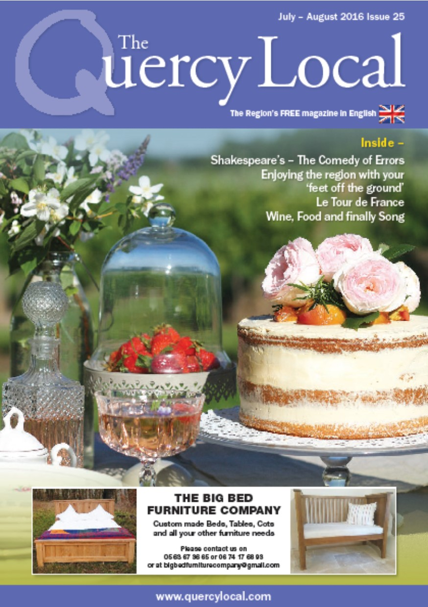 July - August 2016 -