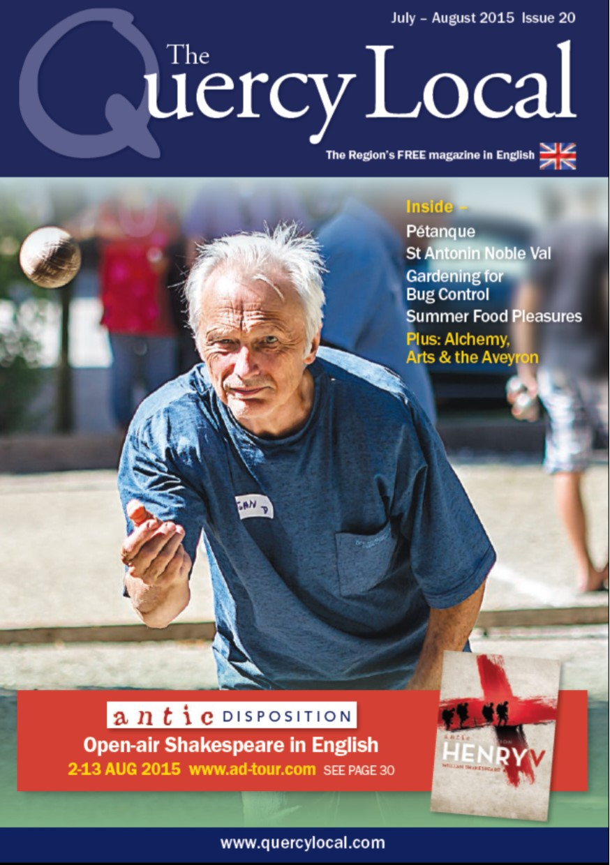 July - August 2015 -
