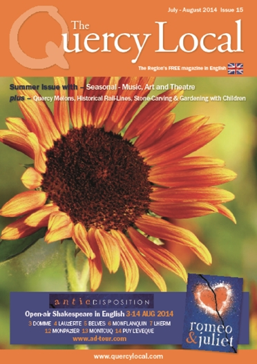 July - August 2014 -