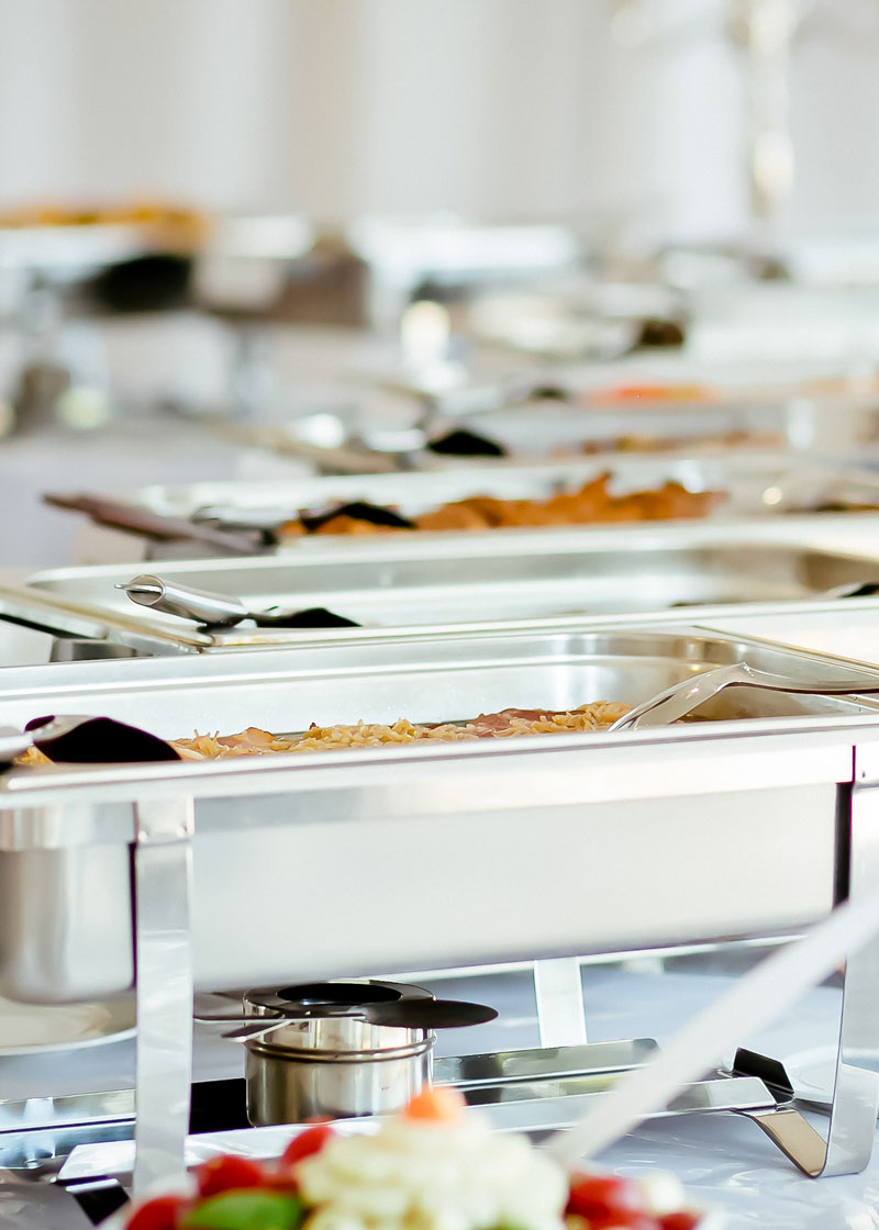 Pick up or Drop off Catering - Don't feel like cooking? That's fine with us.Our team will deliver freshly prepared food right to you. Our drop off catering service is great for clients who want to serve delicious food, and keep it casual. We can set up a full food display, or package everything in disposable containers for you to heat and serve later. So whether you're having a party, office meeting, book club, or you simply don't have time to prepare a healthy, well-balanced meal to put on the table for your family, Sweet Potato Catering has got you covered!