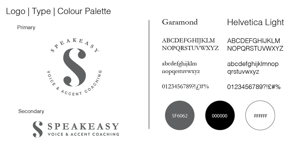 speakeasy-portfolio-branding-logo-nifty-fox-creative-sheffield