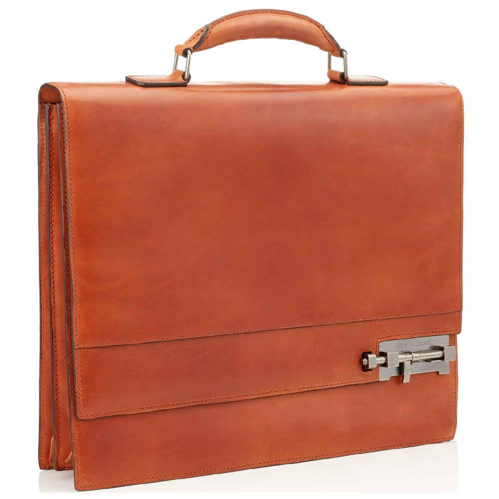 The Gladstone London G4 briefcase is limited edition with only 20 pieces in the range