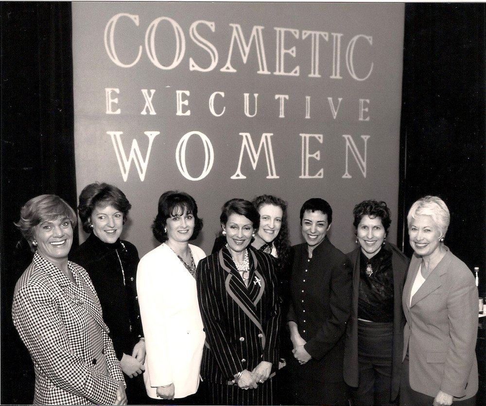Cosmetic Executive Women, 1993.
