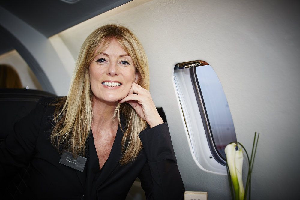 GABRIELLA SOMERVILLE, FOUNDER AND MD CONNECTJETS