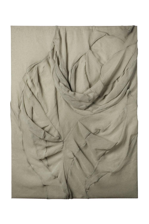 Untitled, 2017, linen, 150x110 cm