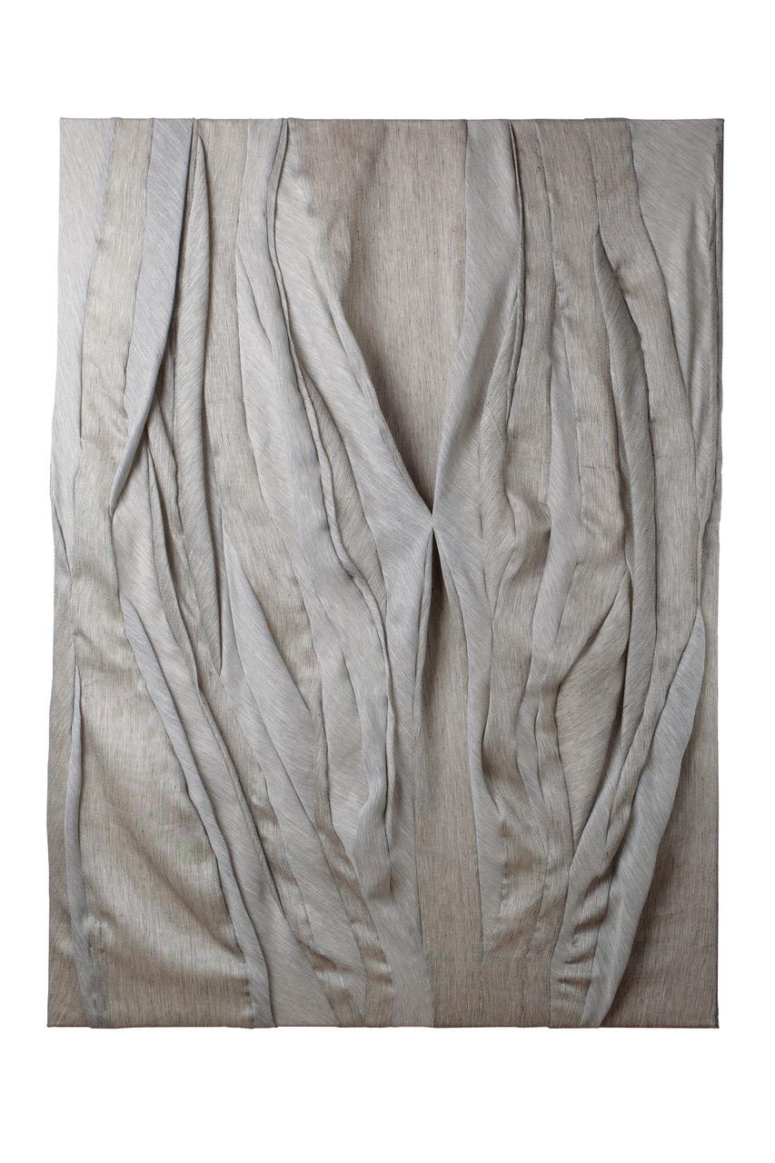 Skiss, 2017, linen, 150x110 cm