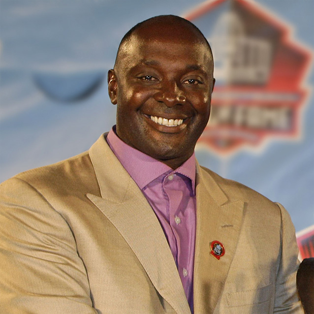 Sterling Sharpe<strong>Former NFL Receiver </strong>