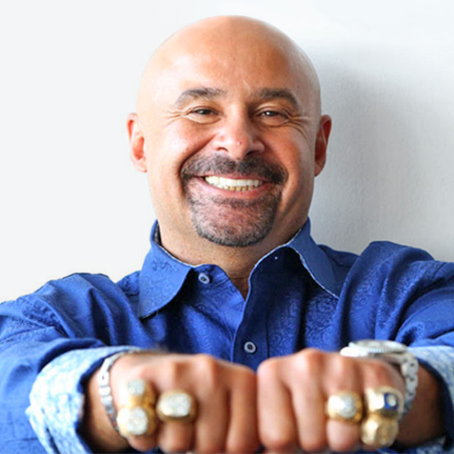 Grant Fuhr<strong>NHL | Hall of Famer</strong>