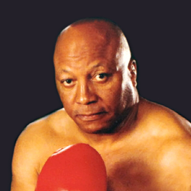 James Bonecrusher Smith<strong>Former Professional Boxer</strong>