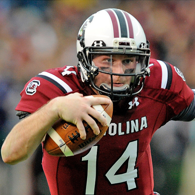 Connor Shaw<strong>Former USC Quarterback</strong>